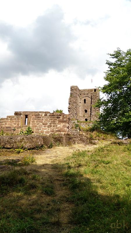 Le Château du Grand-Geroldseck Gerold16