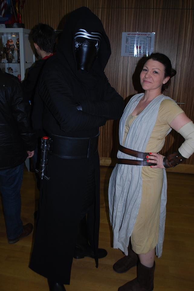 Kylo Ren cosplay The Force Awakens by Magik 12316110