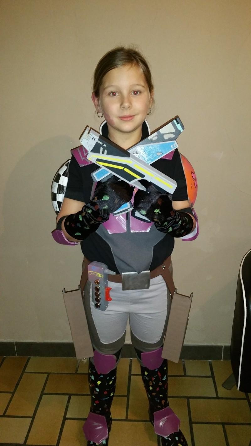 Projet costume Sabine Wren Rebels  - Page 3 20151116