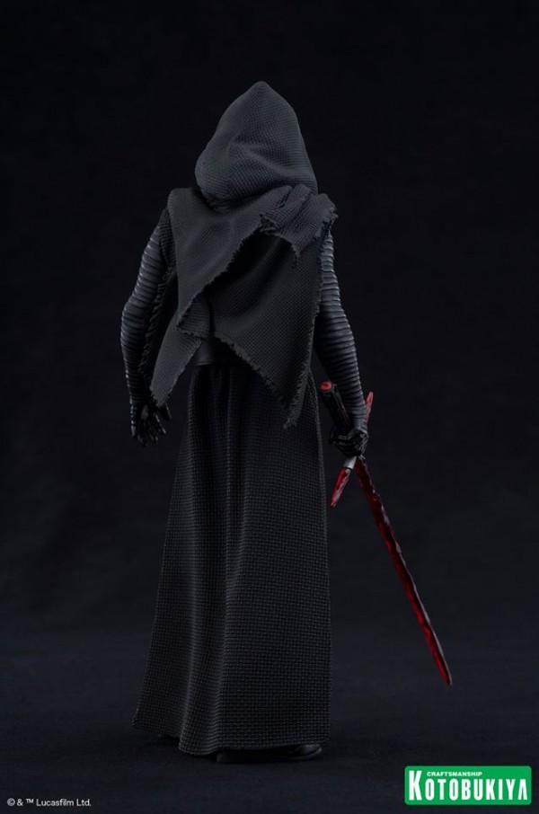 Kotobukiya Star Wars - Kylo Ren ArtFX Statue  Kylo-r13