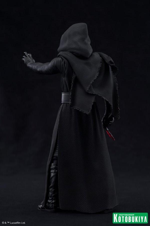 Kotobukiya Star Wars - Kylo Ren ArtFX Statue  Kylo-r16