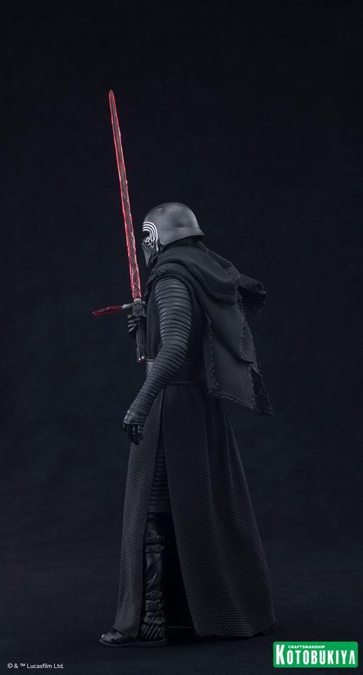 Kotobukiya Star Wars - Kylo Ren ArtFX Statue  Kylo-r19