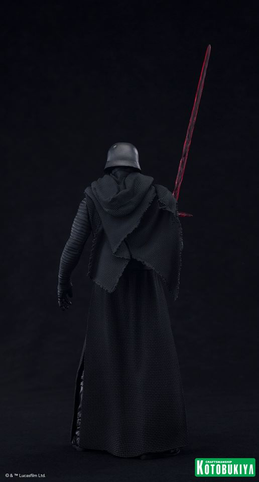 Kotobukiya Star Wars - Kylo Ren ArtFX Statue  Kylo-r20