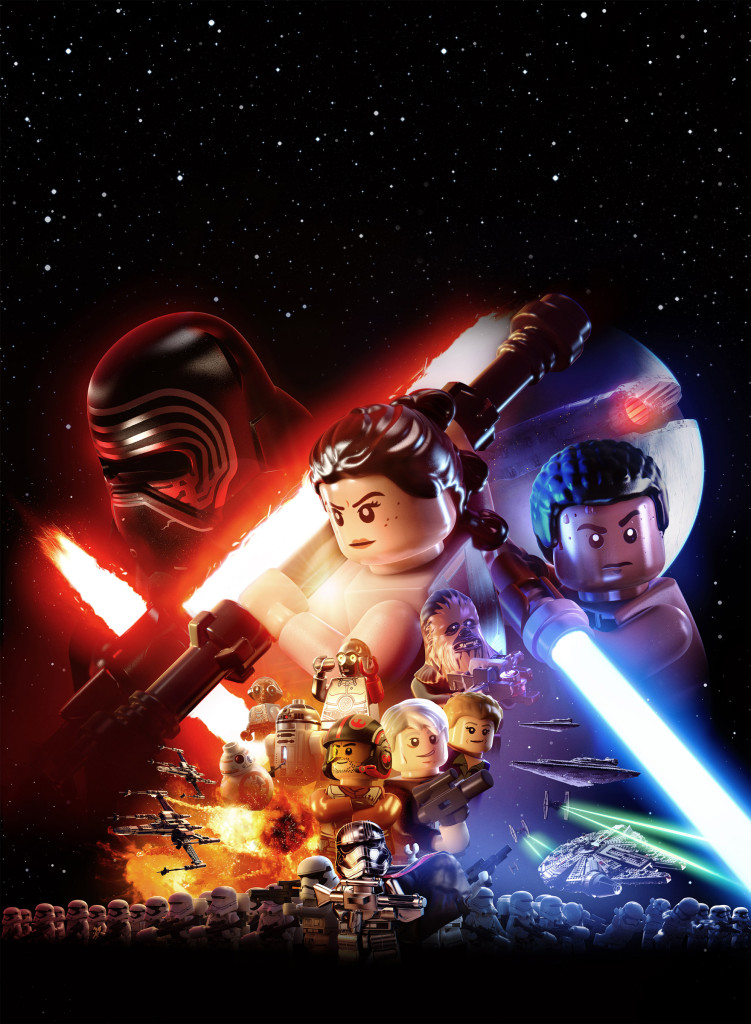 Lego Star Wars -  Le Réveil de la Force jeux vidéo Lego-s10