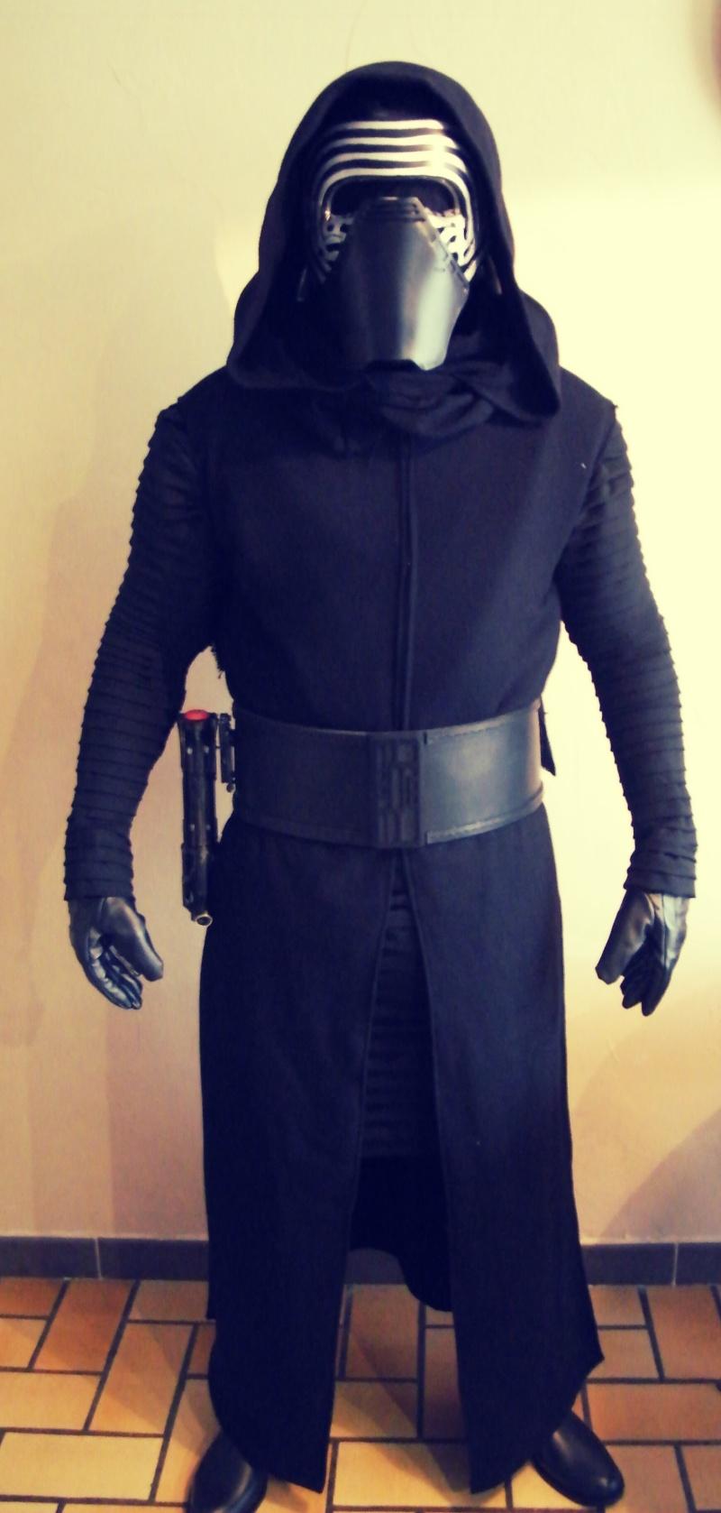 Kylo Ren cosplay The Force Awakens by Magik Photos10