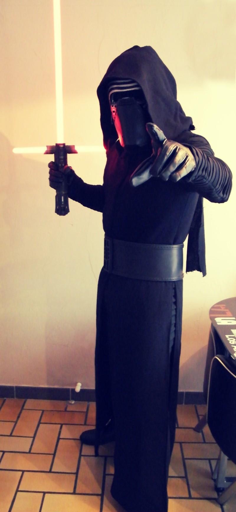 Kylo Ren cosplay The Force Awakens by Magik Photos11
