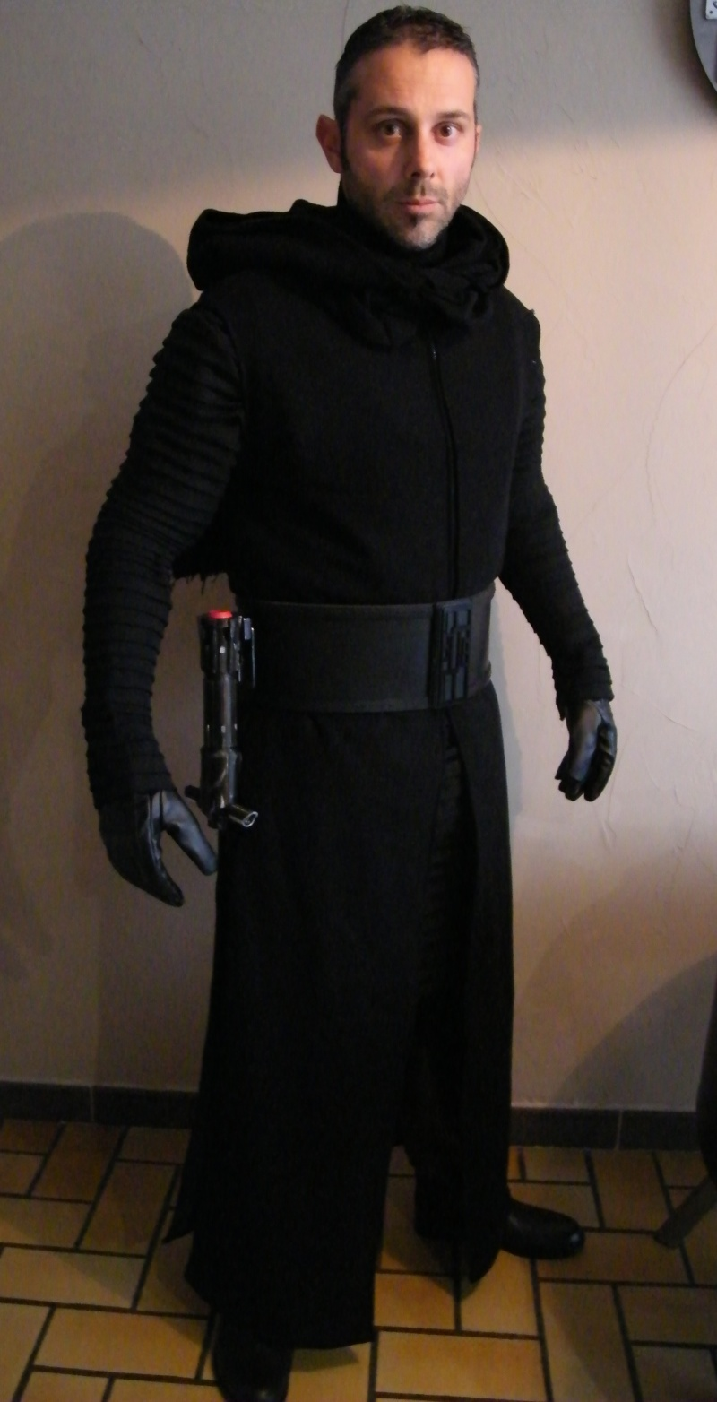 Kylo Ren cosplay The Force Awakens by Magik Sans_t10