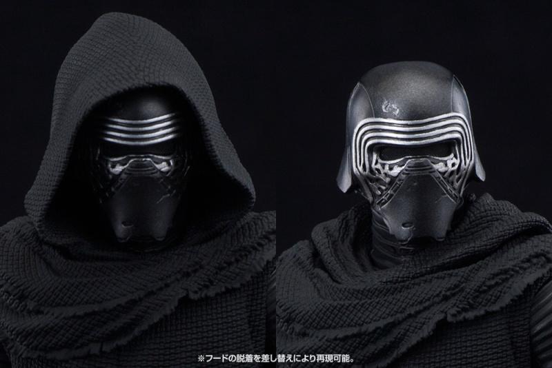 Kotobukiya Star Wars - Kylo Ren ArtFX Statue  Sw109_10