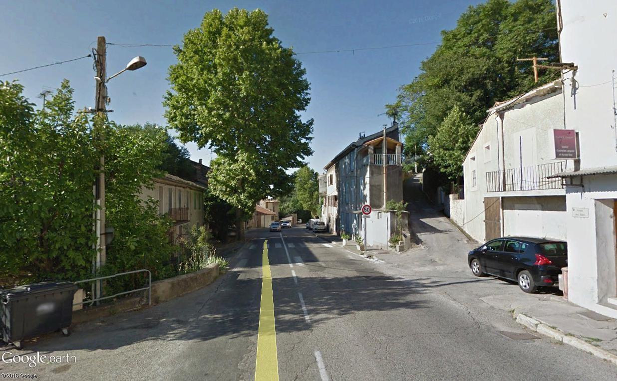 STREET VIEW : 2 sens de circulation = 2 saisons différentes vues de la Google Car ! [A la chasse !] Labril10