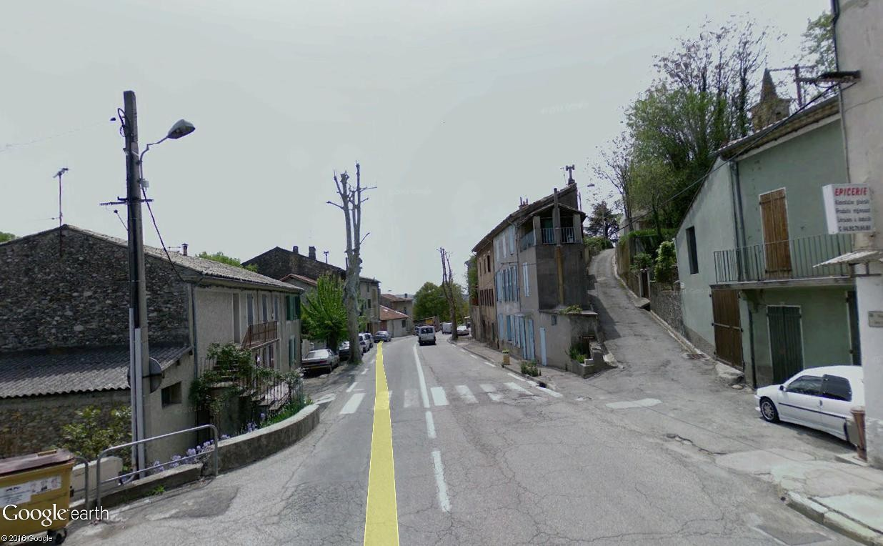STREET VIEW : 2 sens de circulation = 2 saisons différentes vues de la Google Car ! [A la chasse !] Labril11