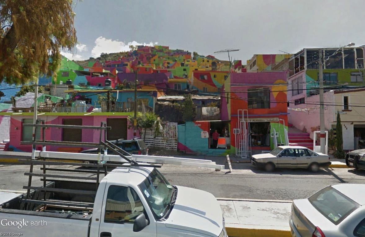 Les couleurs de Las Palmitas - Pachuca - Mexique Lasp210