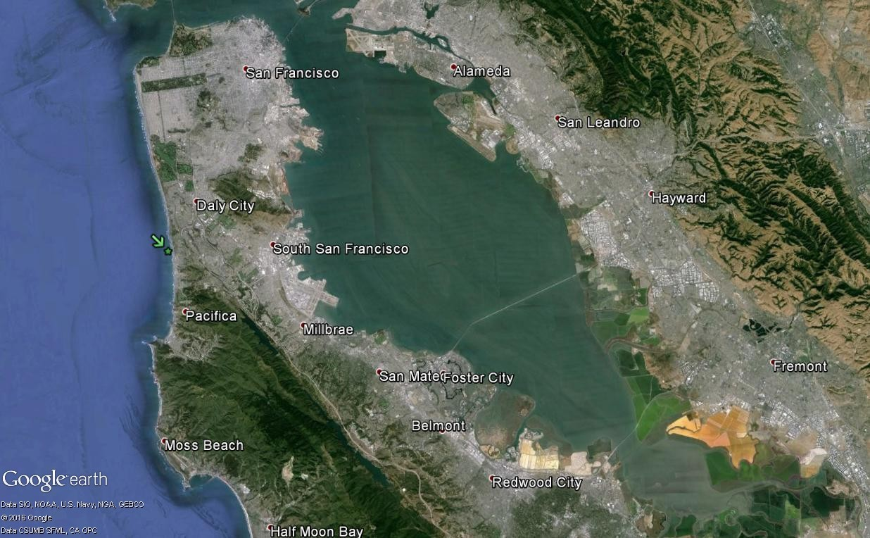 Pacifica, Californie : cette fois-ci, c'est décidé, on déménage ! Pacifi10