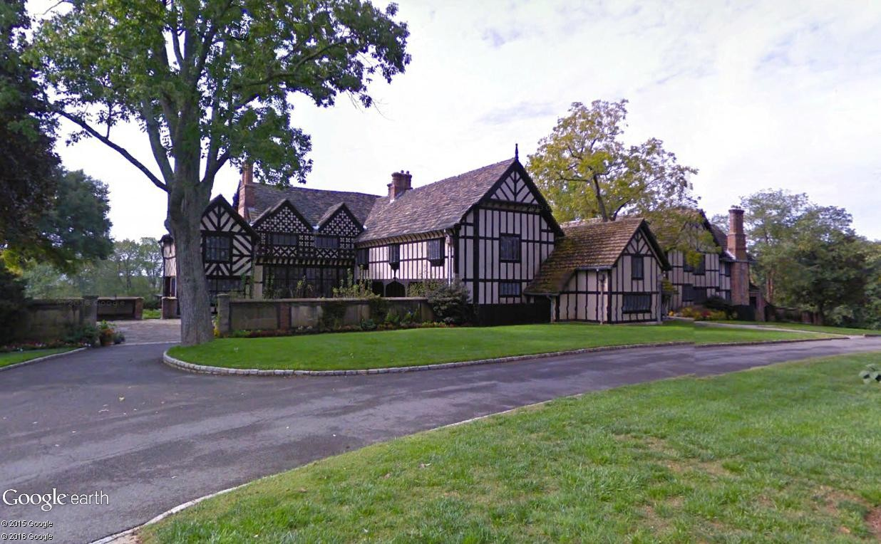 Déménagement de châteaux ou églises d'un continent à l'autre : mythe ou réalité ? Tudor_10