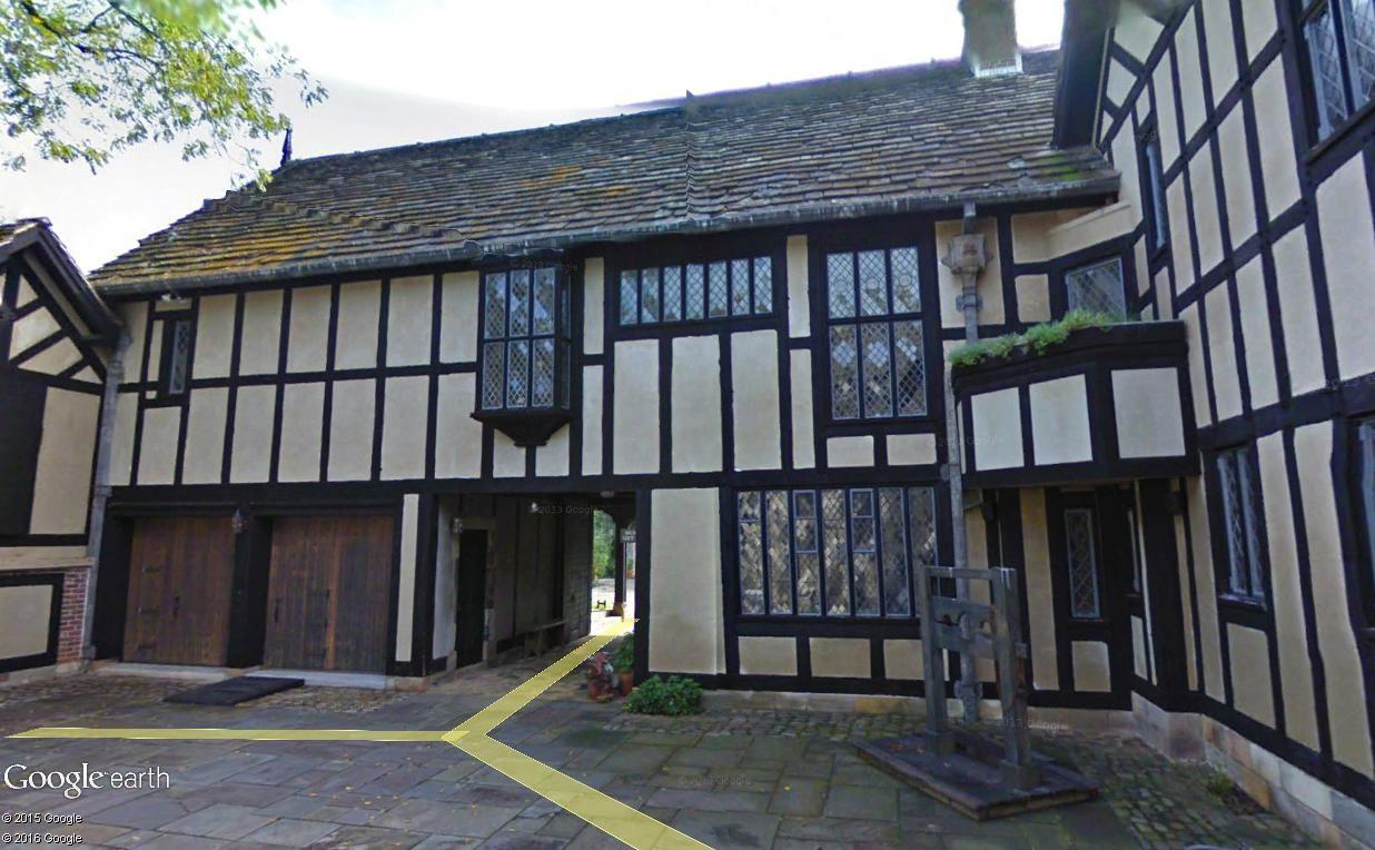 Déménagement de châteaux ou églises d'un continent à l'autre : mythe ou réalité ? Tudor_11