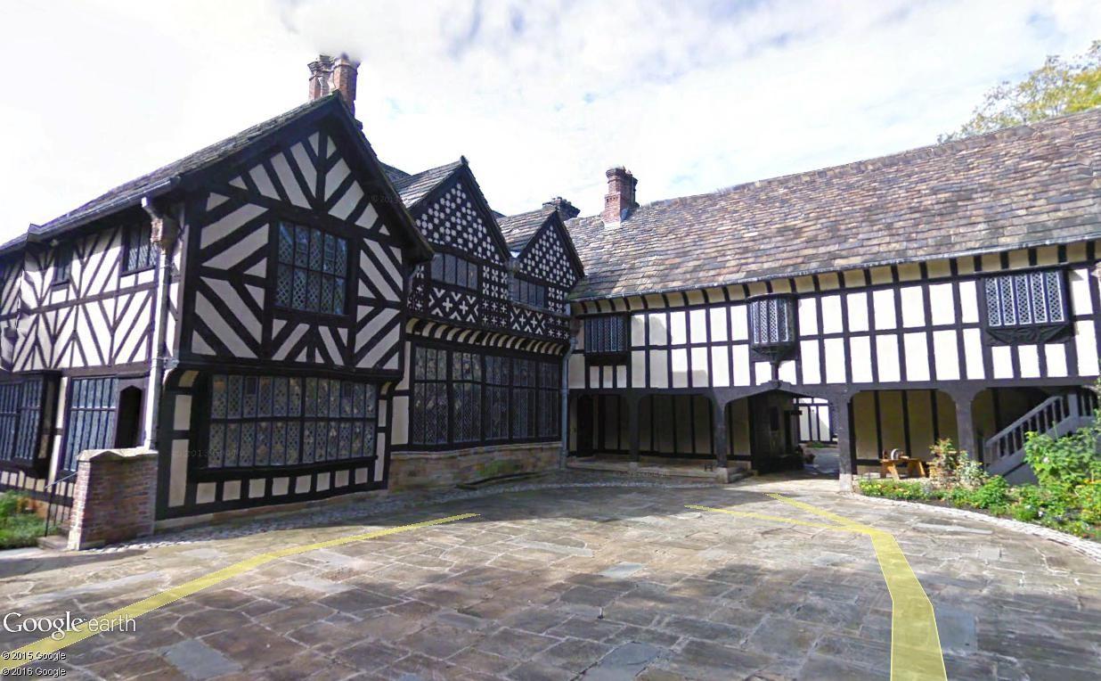 Déménagement de châteaux ou églises d'un continent à l'autre : mythe ou réalité ? Tudor_13