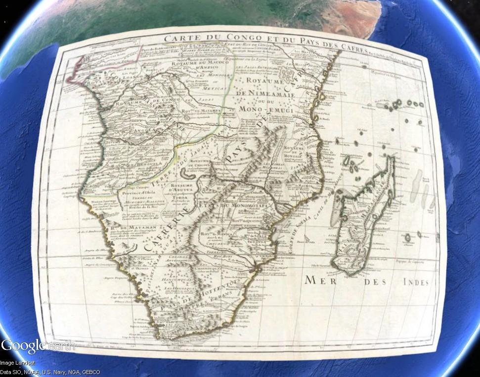 La magie des cartes historiques de Rumsey  - Page 3 Zimbas11