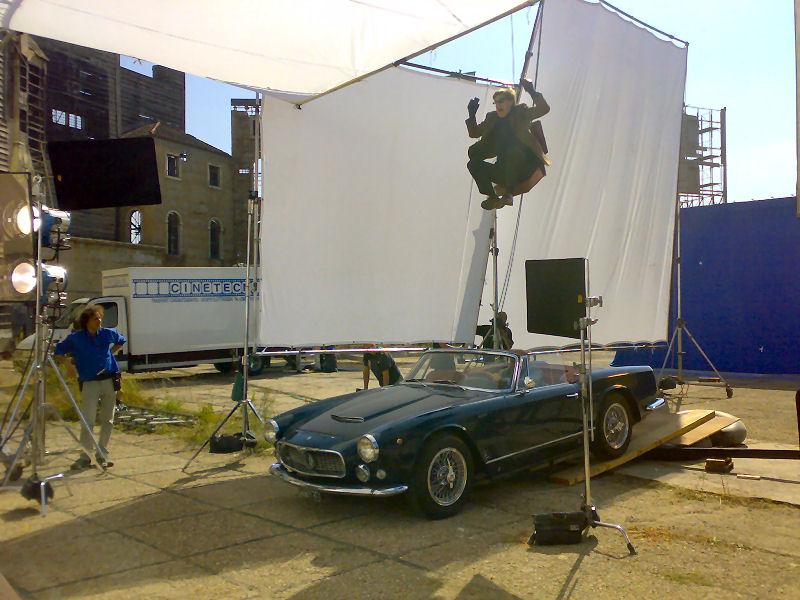 la Maserati che se non avesse quel difetto sarebbe perfetta! Image12