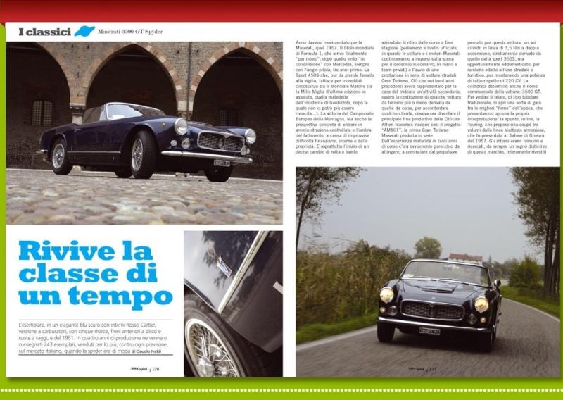 la Maserati che se non avesse quel difetto sarebbe perfetta! Image13