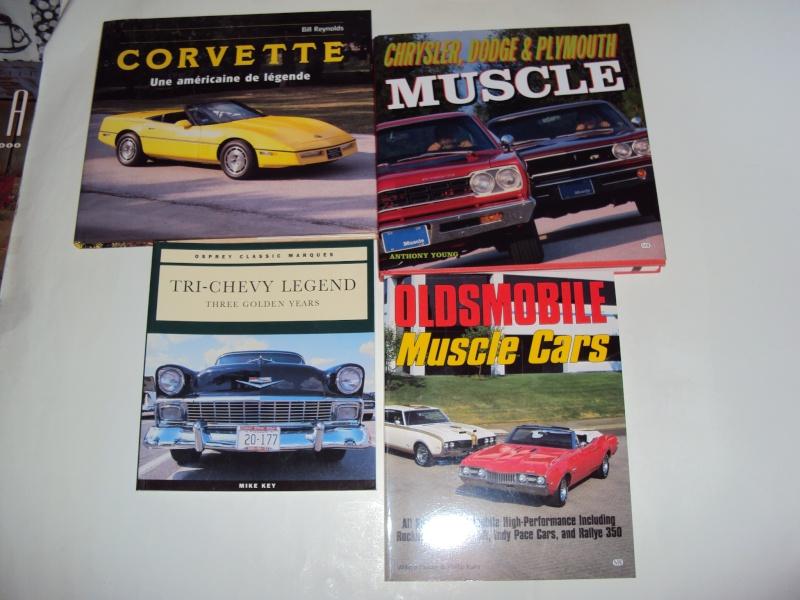 Vends gros lot de livres US Dsc00412