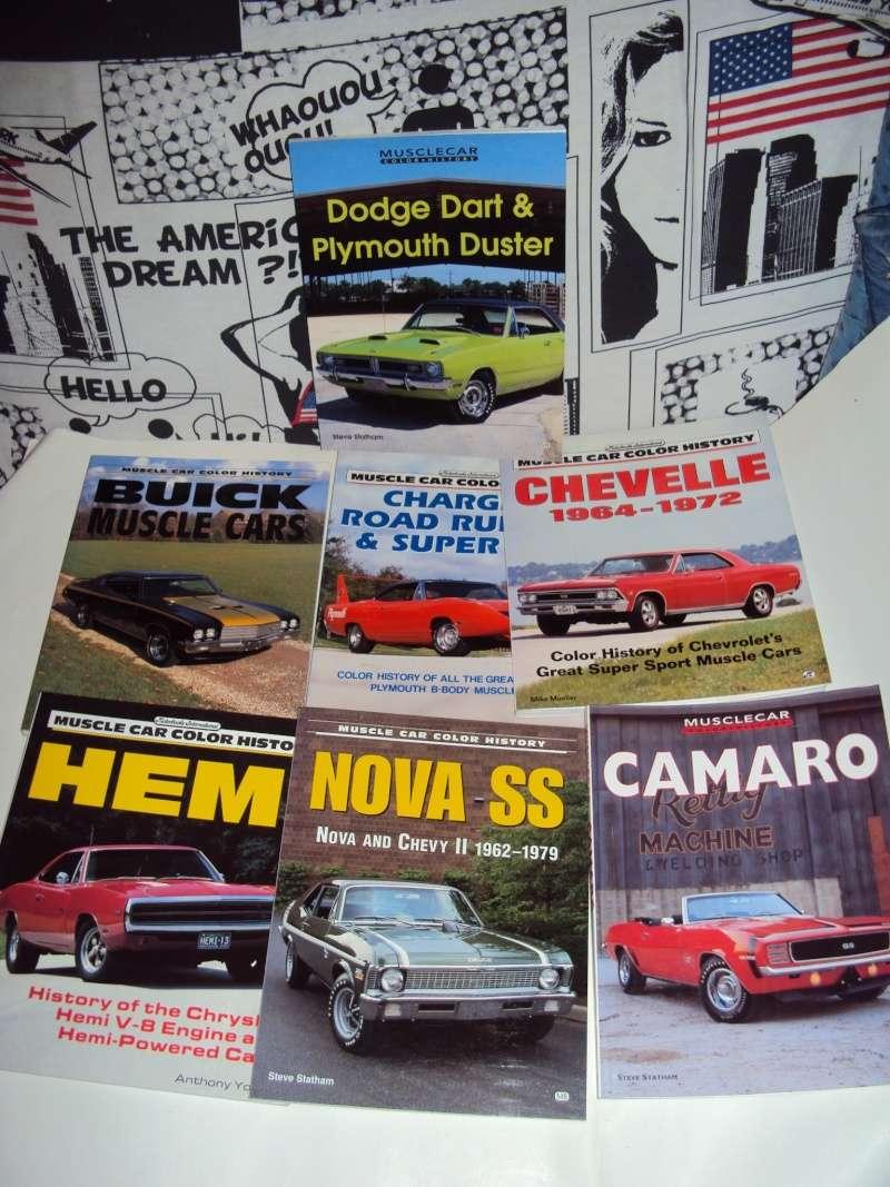 Vends gros lot de livres US Dsc00419