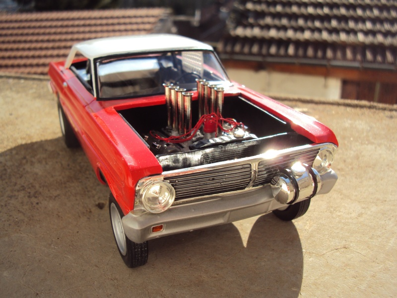 "#11 : Ford Falcon dragster ""the Wild Child"" [TERMINE] - Page 11 Dsc00436"