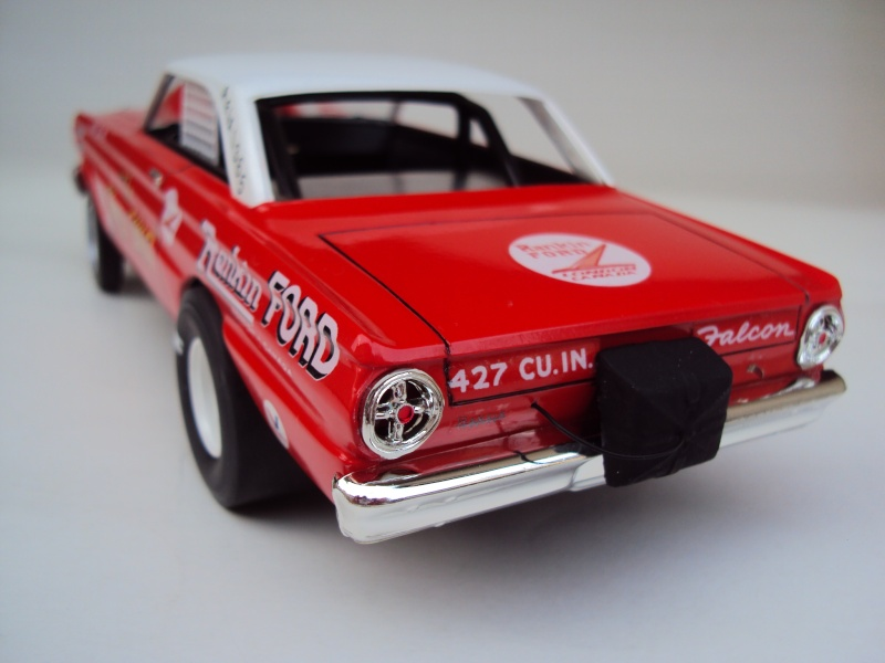 "#11 : Ford Falcon dragster ""the Wild Child"" [TERMINE] - Page 12 Dsc00443"