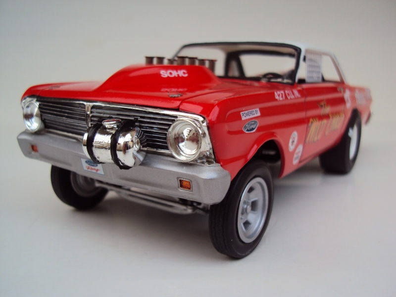 "#11 : Ford Falcon dragster ""the Wild Child"" [TERMINE] - Page 12 Dsc00448"