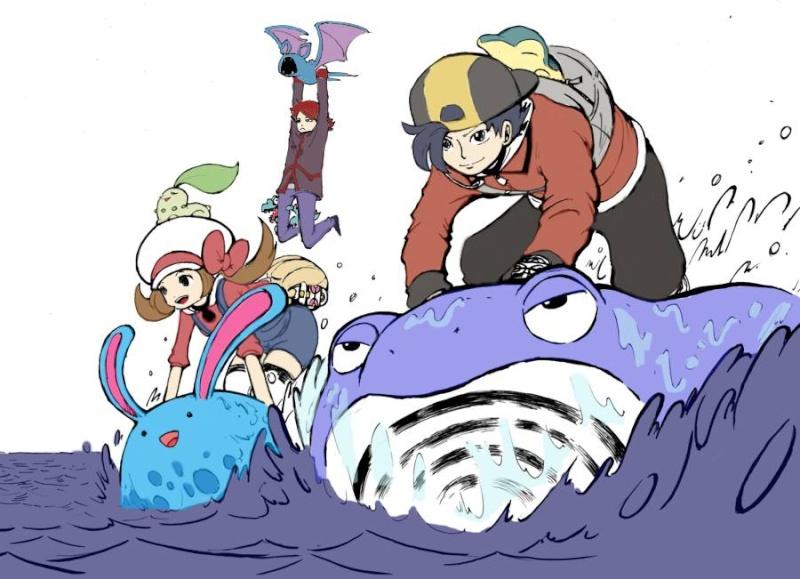 Mes dessins et plus encore Pokemo11