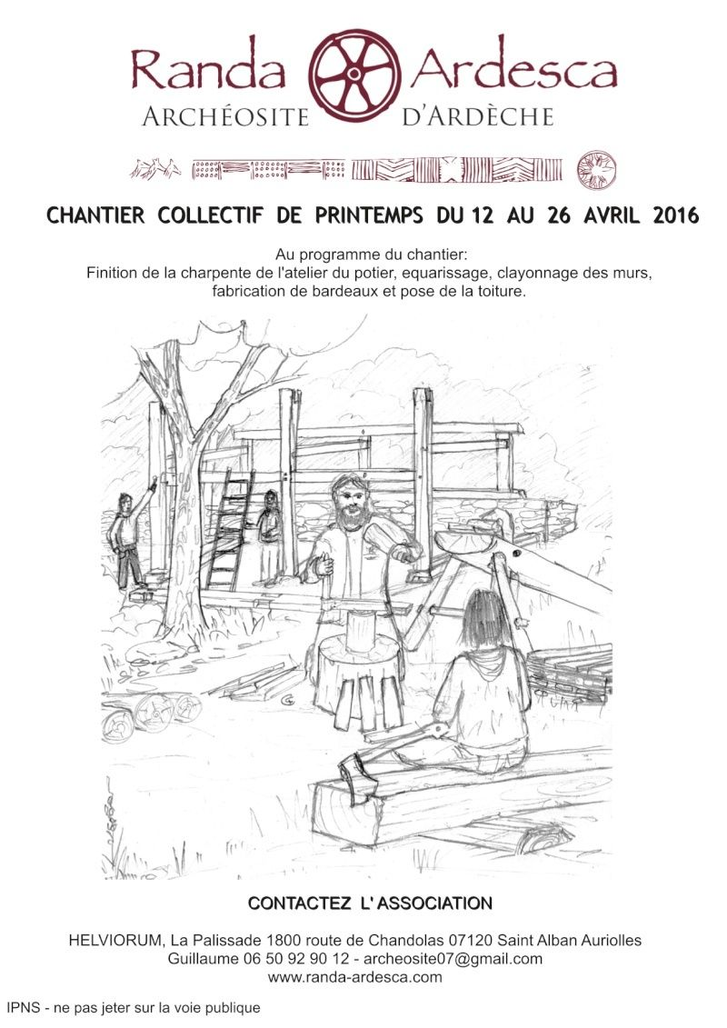 Chantier collectif Randa Ardesca 2016 Chanti10