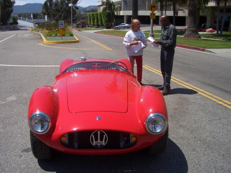 Maserati 450S replica in vendita a 270 mila euro  Cimg0011