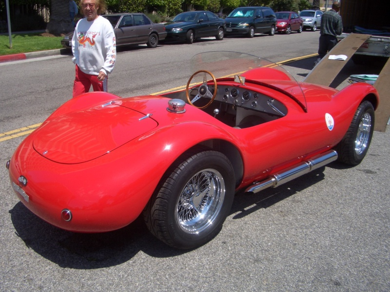 Maserati 450S replica in vendita a 270 mila euro  Cimg0012
