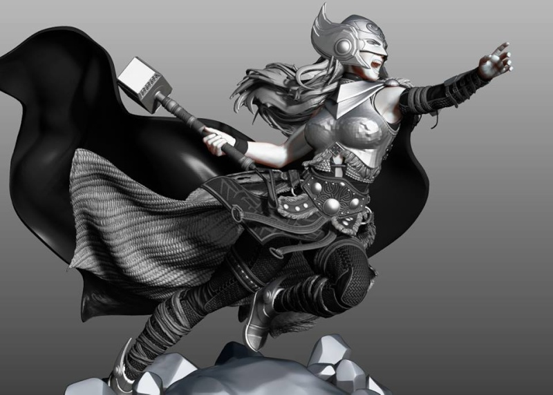 Premium Collectibles : She Thor** 12342310