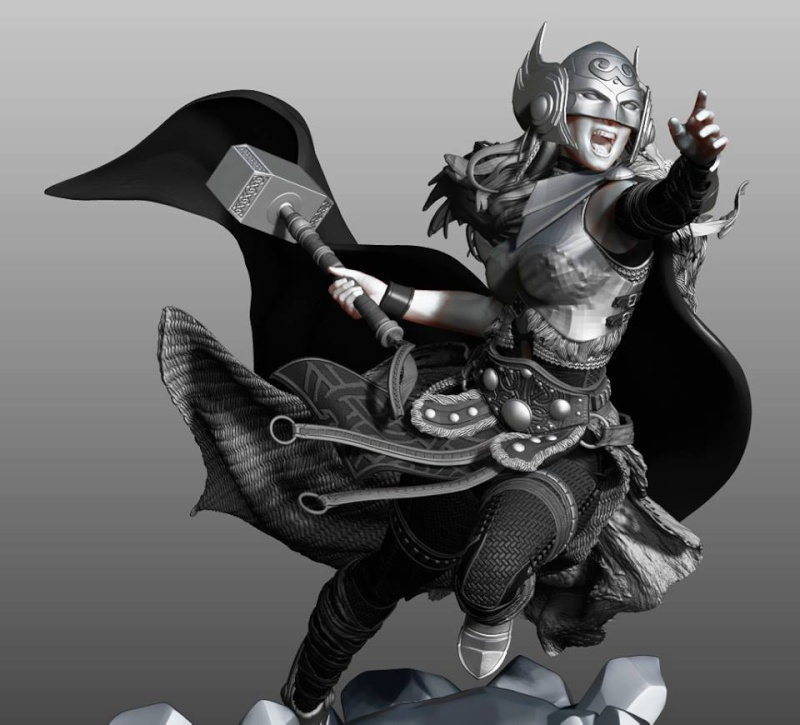 Premium Collectibles : She Thor** 12359910
