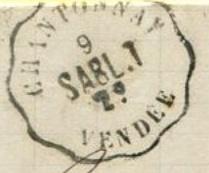 Les cachets des courriers convoyeurs lignes 1879-010