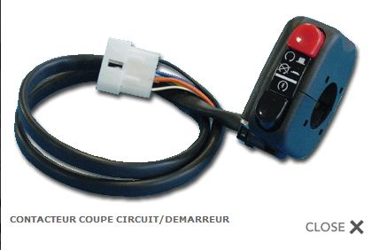 coupe contact/demarreur Cc10