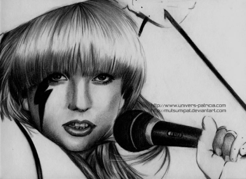 Lady Gaga Lady-g12