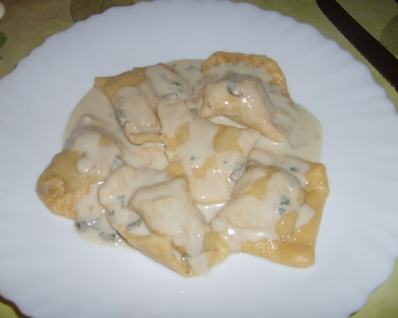 tortellini au boeuf sans machine à pâtes Sd533114
