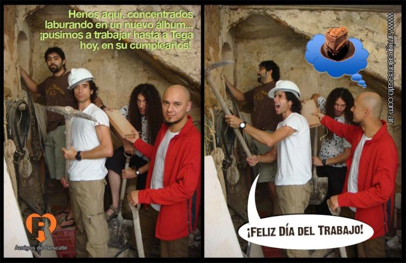 ¡Feliz cumpleaños, Marcelo Tega!   ¡Feliz Día del Trabajo! Daa_de10