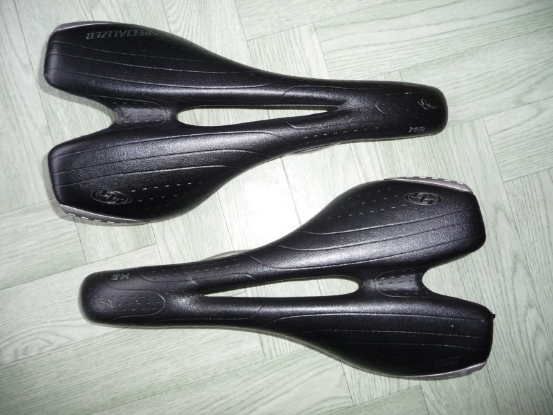 vendues selle spécialized Phenom SL 143 noir P1080010