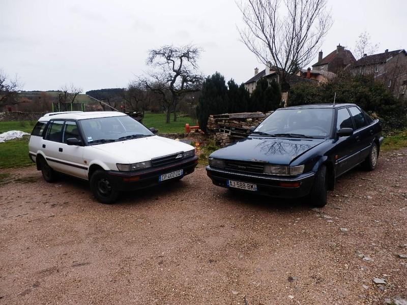 """Corolla Escape 4wd """"GTI"""" P1100011"""