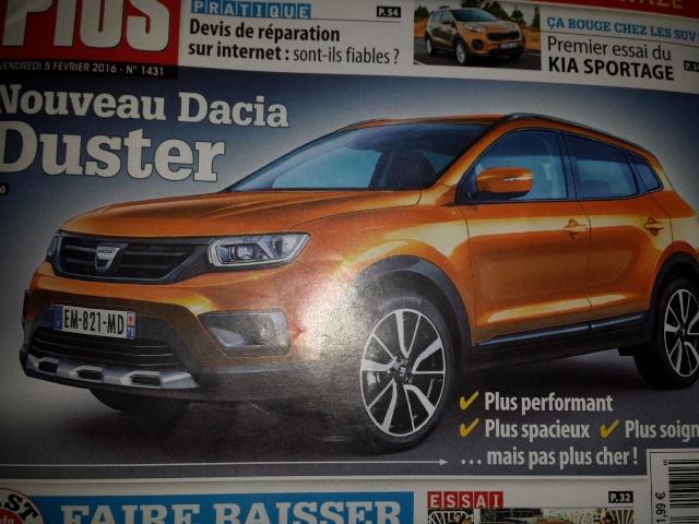 2017 - [Dacia] Duster II 20160210