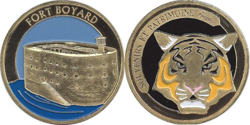 Ile d'Aix (17123)  [Fort Boyard] Boyard10