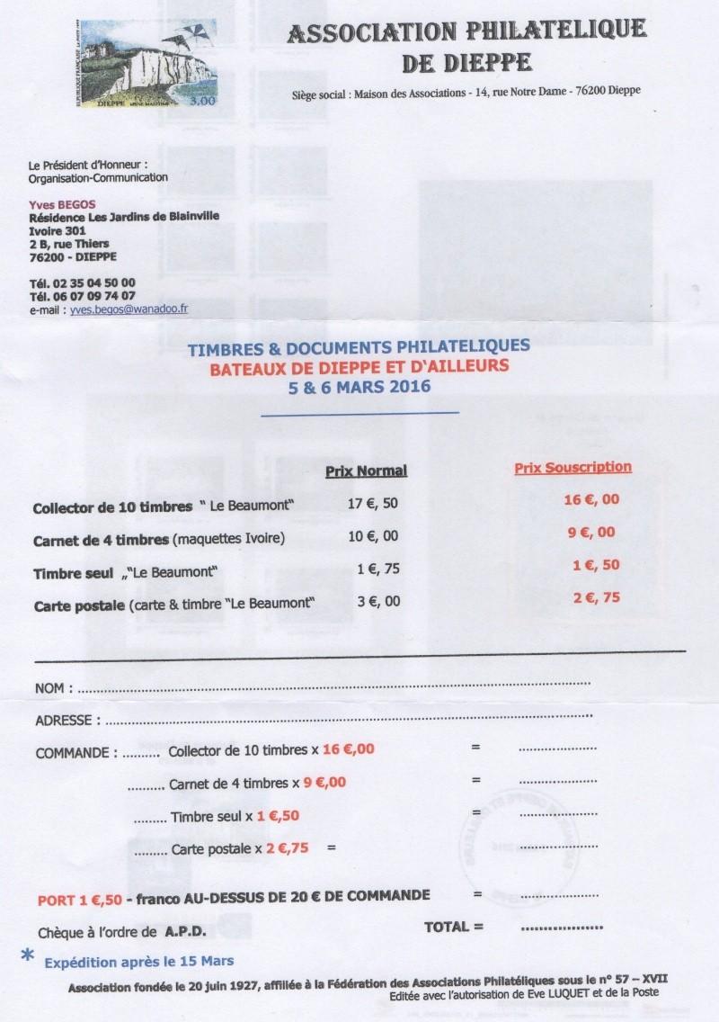 76 - Dieppe - Association Philatélique Dieppe11