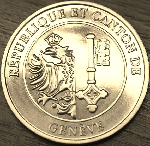 liste des pièces temporaires des villes en suisse Genyve10