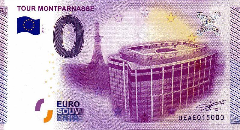 Billets 0 € Souvenirs  [Paris = 81] Img03210