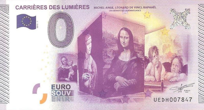 Billets 0 € Souvenirs  [SUD = 62] Lumier10