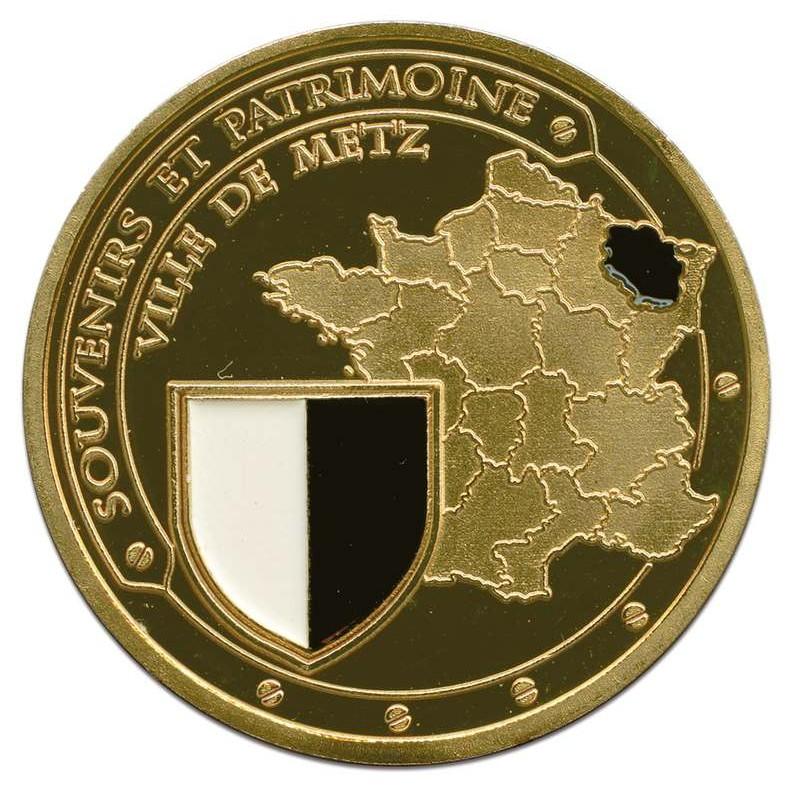 Souvenirs et Patrimoine 34mm =  73 Metz10