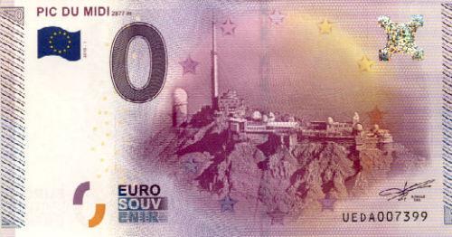 Billets 0 € Souvenirs = 75 Midi10