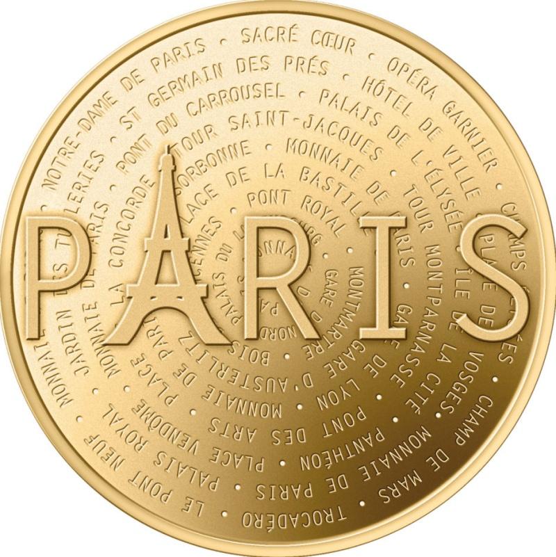 Paris (75000) Ville de Paris Générique Paris10