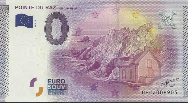 Billets 0 € Souvenirs  [Bretagne = 20] Raz11